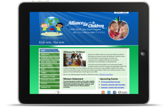 alliance-for-children-utah